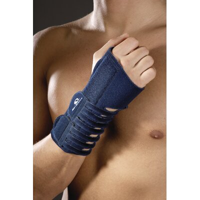 M-Brace Wrist Splint in Blue
