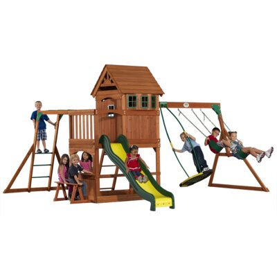 Backyard Discovery Montpelier Swing Set