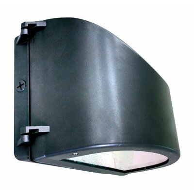 Deco Lighting 150w HPS MT Curved Cut-Off Wall Light in Bronze