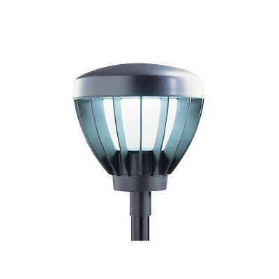 Deco Lighting Vandalproof 70W Outdoor Post Mount Head in Dark Bronze