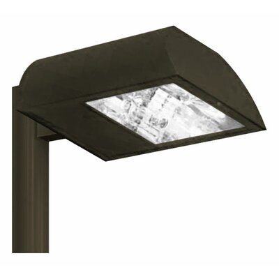 Deco Lighting Victory 200W Architectural Outdoor Post Mount Head in Bronze