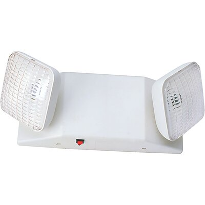 Deco Lighting High Output Adjustable Emergency Lighting Unit