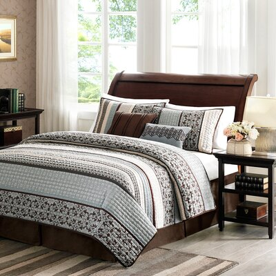 5 Piece Coverlet Set