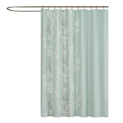 Madison Park Athena Polyester Shower Curtain