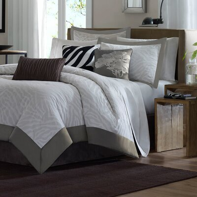 Sasha 7 Piece Comforter Set