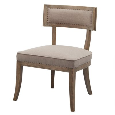Madison Park 5th Avenue Slipper Chair