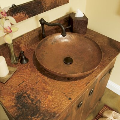 Maestro Sonata Vessel Bathroom Sink - CPS584 / CPS384