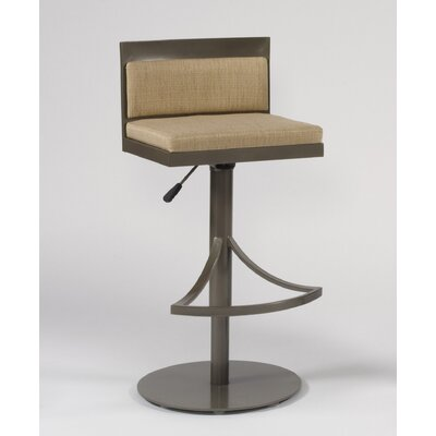 <strong>Johnston Casuals</strong> Matrix Adjustable Swivel Bar Stool