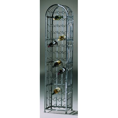 Johnston Casuals 58 Bottle Wine Rack