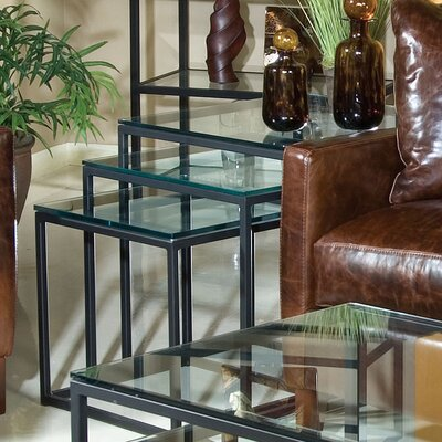 Johnston Casuals Cubic 3 Piece Nesting Tables