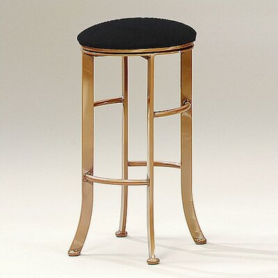 Johnston Casuals High Rise Backless Contemporary Swivel Barstool