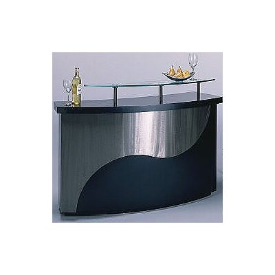 Johnston Casuals Wave Contemporary Bar