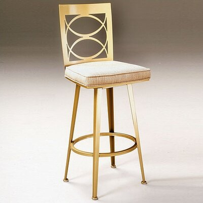 Johnston Casuals Arena Contemporary Swivel Barstool