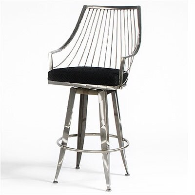 Pegasus Contemporary Swivel Barstool