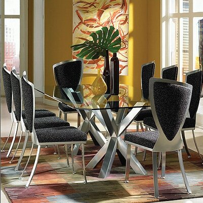 Johnston Casuals Diva 9 Piece Dining Set