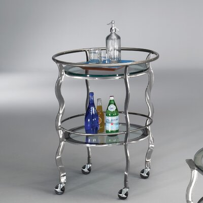 Johnston Casuals Salsa Tea Cart / Table