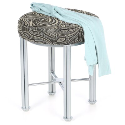 <strong>Johnston Casuals</strong> Tiffany Contemporary Vanity Stool