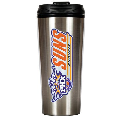 Great American Products NBA 16oz Stainless Steel Travel Tumbler