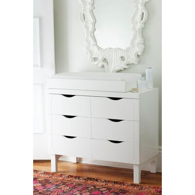 Argington Bam Six Drawer Dresser
