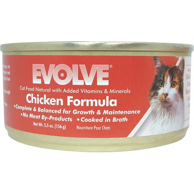 Chicken Formula Canned Cat Food (5.5-oz, case of 24)