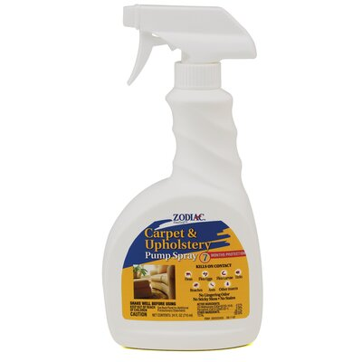 Farnam Pet Flea and Tick Removing Carpet and Upholstery Spray