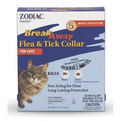 Farnam Pet Cat-Breakaway Flea and Tick Collar