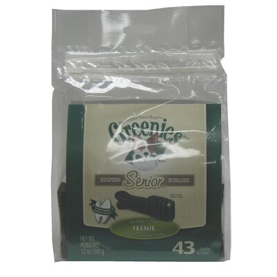 Greenies Greenies Senior Pak Dog Treat