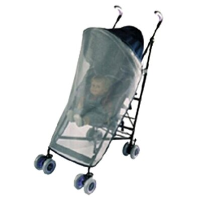 <strong>Sasha's Kiddie Products</strong> Maclaren and Chicco Wrap Around Single Stroller Sun, Wind and Insect Cover