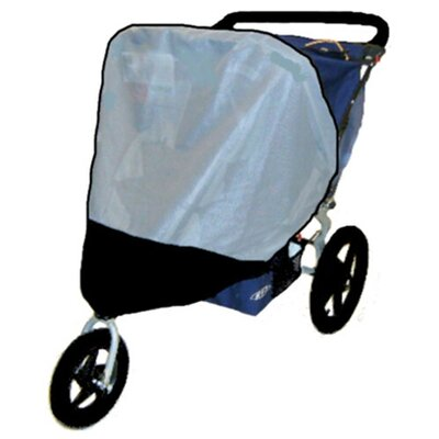 Sasha's Kiddie Products BOB Revolution / Stroller Strides Fitness Double Stroller Sun Cover