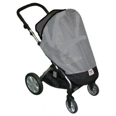 Sasha's Kiddie Products Icoo Targo Stroller Wrap Around Sun, Wind and Insect Stroller Cover