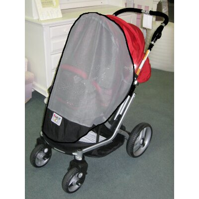 Sasha's Kiddie Products Mutsy Slider and Spider Stroller Sun, Wind and Insect Cover