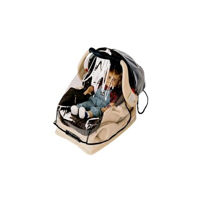Sasha's Kiddie Products Infant Carrier / Car Seat Rain and Weather Shield
