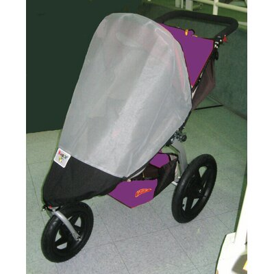 Sasha's Kiddie Products BOB Revolution SE 2011 / Stroller Strides Fitness 2011 Single Jogger Sun, Wind and Insect Cover