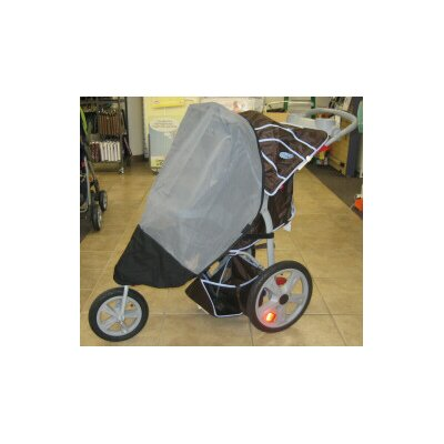 Sasha's Kiddie Products Schwinn Turismo 2011 Single Jogger Sun, Wind and Insect Cover