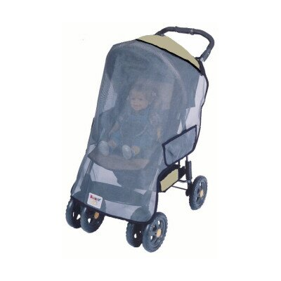 Sasha's Kiddie Products Chicco Full Size Single Stroller Sun, Wind and Insect Cover