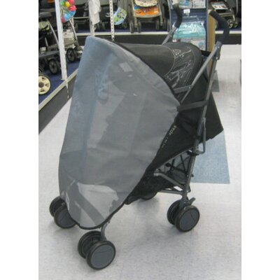Sasha's Kiddie Products Mamas and Papas Voyage and Cruise Single Stroller Sun, Wind and Insect Cover