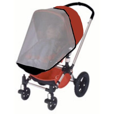 Sasha's Kiddie Products MiaModa Atmosferra Single Stroller Sun, Wind and Insect Cover