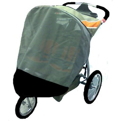 Sasha's Kiddie Products Baby Trend Double Expedition Swivel Wheel Jogger Canopy