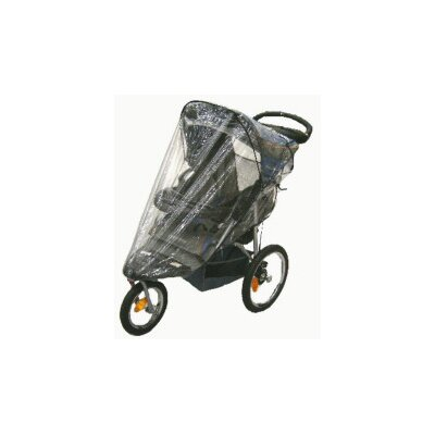 Sasha's Kiddie Products Baby Trend Single Front Swivel Wheel Expeditions, & Ride Stroller Rain and Wind