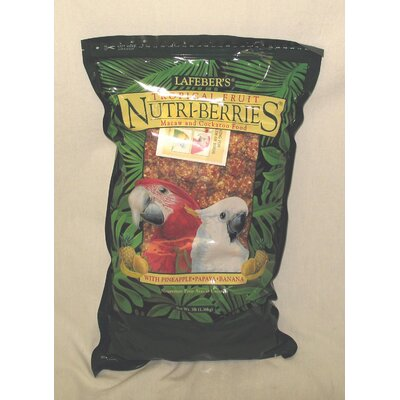 Lafebercares Tropical Fruit Nutri-Berries