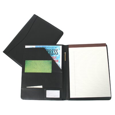 Royce Leather Ultra-bonded Leather Padfolio