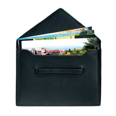 Royce Leather Art Envelope Memory Book
