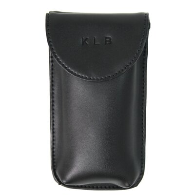 Royce Leather Double Eyeglass Case
