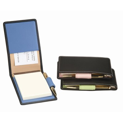 Royce Leather Art Flip Style Note Jotter