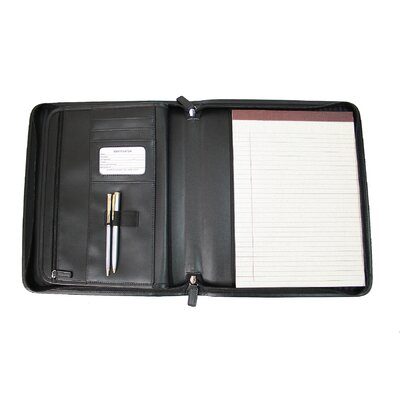 Executive Brief Padfolio in Black