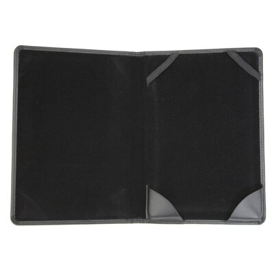 Royce Leather Kindle Case in Black