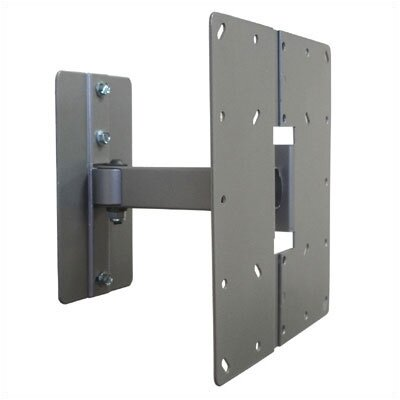"Lucasey Tilting and Swivelling Wall Mount using up to 200mm VESA Patterns (up to 32"" Screens)"