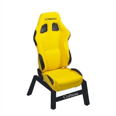 A4 Cloth Gaming Chair Seat