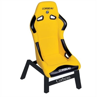 Corbeau Forza Cloth Gaming Chair Seat