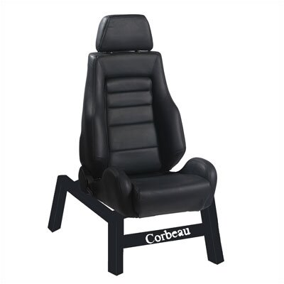 Corbeau GTS II Leather Gaming Chair Seat
